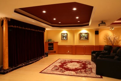 Custom-theater-room